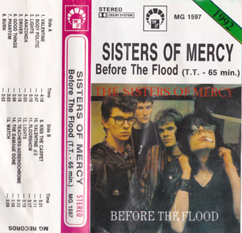 Before The Flood Cassette Sisterswiki Org The