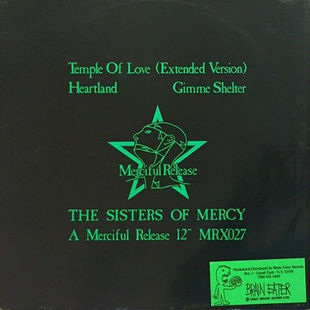 Temple Of Love (single) - SistersWiki org - The Sisters Of