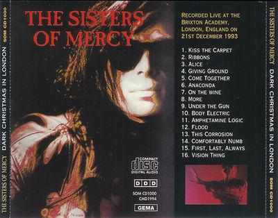 Dark Christmas In London - SistersWiki org - The Sisters Of